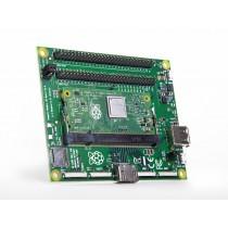 Raspberry Pi 3, Compute Module 3 I/O board, 12mj