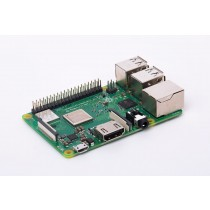 Raspberry Pi 3 Model B+ (1GB RAM, 4 core CPU, WLAN 801.11ac, BT)