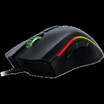 Miš Razer Mamba Elite - RIGHT HANDED Gaming MOUSE, Optički, USB, crna, 24mj, (RZ01-02560100-R3M1)