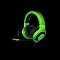 Slušalice Razer Kraken Pro 2015 - Analog Gaming Headset (Green), microphone, zelena, 12mj, (RZ04-01380200-R3M1)