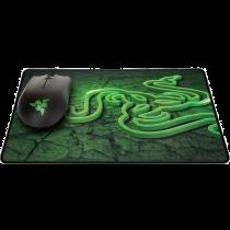 Miš Razer Abyssus 2000 and Goliathus Control Fissure Mouse Mat - Bundle, Optički, USB, crna, 24mj, (RZ83-02020200-B3M1)
