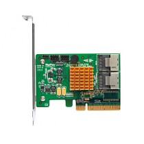 Kontroler HighPoint RocketRAID 2720SGL, SAS 8x, PCIe x8, 12mj, (FPBH6A)