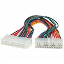 Kabel ATX naponski produžni kabel, 24-pin F-> 24-pin M, 0.3m