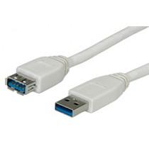 USB kabel produžni 1.8m, USB3.0, A(m) <-> A(f)  (11.99.8978-50)