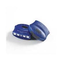 USB switch printer preklopnik 2-porta USB2.0, manualni (14.01.2332)