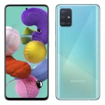 "Samsung Galaxy A51 Blue, plava, Android, 4GB, 128GB, 6.5"", 24mj, (SM-A515FZBVEUG)"