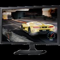 "Monitor Samsung 27"", LS27E330HZX/EN, 1920x1080, TN, VGA, HDMI, crna, 24mj"