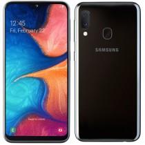 "Samsung Galaxy A20e Black, crna, Android, 3GB, 32GB, 5.8"", 24mj, (SM-A202FZKDSIO)"