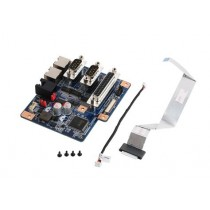 PC Shuttle Barebone, COM/LPT/RJ11 daughter board for X50V4/X50V5/X50V6, crna, 12mj, POS01