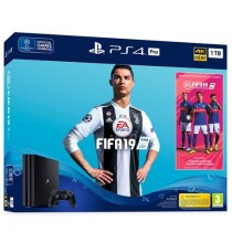 Sony PlayStation 4 Pro 1TB B chaissis + FIFA 19 Stnd. Ed. + 14 Days (9745716)