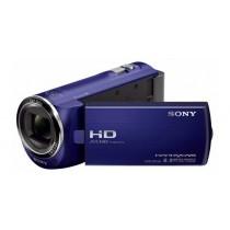 "Sony HDR-CX220E/L, plava, FullHD 50p, 27x opt. 29.8-953.6mm, 2.7"", foto 8.9Mpx, Electronic SteadyShot™, 24mj"