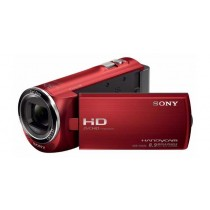 "Sony HDR-CX220E/R, crvena, FullHD 50p, 27x opt. 29.8-953.6mm, 2.7"", foto 8.9Mpx, Electronic SteadyShot™, 24mj"
