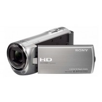 "Sony HDR-CX220E/S, srebrna, FullHD 50p, 27x opt. 29.8-953.6mm, 2.7"", foto 8.9Mpx, Electronic SteadyShot™, 24mj"