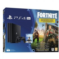 Sony PlayStation 4 Pro 1TB B chaissis + Fortnite VCH (9723714)