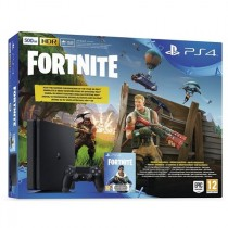 Sony PlayStation 4 500GB E chassis + Fortnite RBP VCH (9722816)