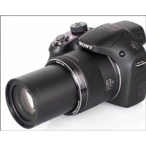 Sony DSC-H400B, crna, 20.4Mpx, 63x opt. 24.5-1550mm f3.4-6.5, 24mj