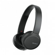 Slušalice Sony WH-CH510 Black, crna, 24mj, (WHCH510B.CE7)