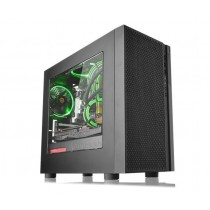 Kućište Thermaltake Versa H18 Window, crna, ATX, 36mj (CA-1J4-00S1WN-00)