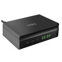 Vivax DVB-T2 154, set top box, HDMI, SCART, USB PVR