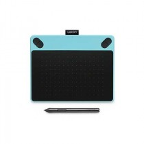 Grafički tablet Wacom Intuos Draw Blue, 152mm x 95mm, 24mj, plava, USB, CTL-490DB-S