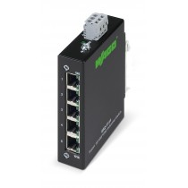 Switch Wago Industrial ECO Switch 5-port 1000Base-T, 852-1111