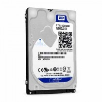"SSHD WD 1TB, Desktop Blue, WD10J31X, 2.5"", SATA3, 5400RPM, 64MB + 8GB, 24mj"
