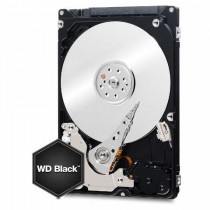 "HDD WD 500GB, Notebook Black, WD5000LPLX, 2.5"", 9.5mm, SATA3, 7200RPM, 32MB, 60mj"