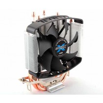 Cooler Zalman CNPS5X Performa, Heatpipe, 1x fan 92mm, 1350 - 2700RPM, 12mj, srebrna