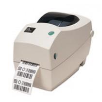 POS Pisač Zebra TLP 2824 Plus Extended Memory & RTC, bijela, Termalni, ter. trans., rezač, USB, serial, 282P-101122-040, 12mj