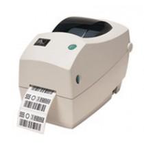 POS Pisač Zebra TLP 2824 Plus Extended Memory & RTC, bijela, Termalni, ter. trans., rezač, USB, LAN, 282P-101522-040, 12mj