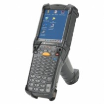 POS Barcode čitač Zebra MC9200 Standard 1D Laser Win CE 7.0 53-key, crna, WL, Laserski, Ručno računalo, MC92N0-GA0SXEYA5WR