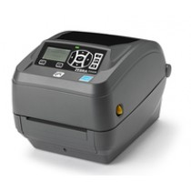 POS Pisač Zebra ZD500, siva, Termalni, ter. trans., USB, paralel, serial, LAN, WL, Bluetooth, ZD50042-T0EC00FZ, 12mj