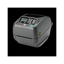 POS Pisač Zebra ZD500 300dpi, siva, Termalni, ter. trans., USB, paralel, serial, LAN, Bluetooth, ZD50043-T0E200FZ, 12mj