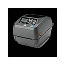 POS Pisač Zebra ZD500 300dpi, siva, Termalni, ter. trans., peel, USB, ZD50043-T1E200FZ, 12mj