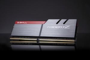 DDR4 16GB (2x8GB), DDR4 3333, CL16, DIMM 288-pin, G.Skill Trident Z F4-3333C16D-16GTZ, 36mj